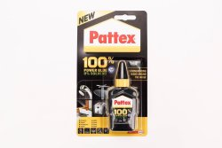 PATTEX 100% Glue 50G Bottle