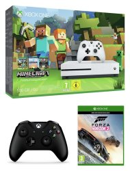 Xbox One S 500GB Console Minecraft And Forza HORIZON3 Bundle | R | Consoles  | PriceCheck SA