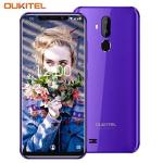 "Oukitel C12 Unlocked Smartphone Android 8.1 Unlocked Cell Phones 6.18"" 19:9 Full-screen Display 8MP+2MP Cameras 3G Android Phone"