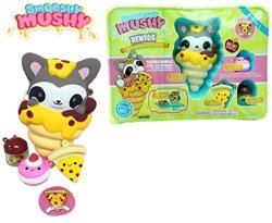 Smooshy Mushy New Bentos Box Collectible Figure - Italian Raccoon