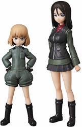 Medicom Girls Und Panzer: Katsyusha & Nonna Ultra Detail Figure 2PIECE Set