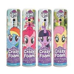 Crazy Foam International Crazy Foam My Little Pony: Rainbow Dash Pinkie Pie Twilight Sparkle Fluttershy