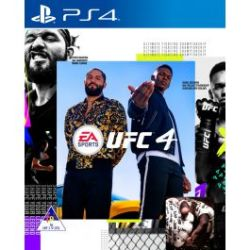 Electronic Arts PS4 Ea Sports Ufc 4