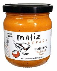 Matiz Espa A Romesco Sauce 6.5 Ounce