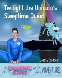 Twilight The Unicorn's Sleepytime Quest