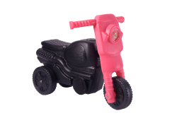 Jumbo Colour Handle Scooter Cerise