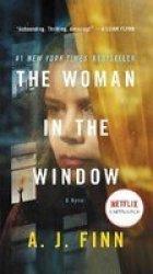 The Woman In The Window - A. J. Finn Paperback