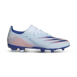 Adidas X GHOSTED.3 Fg Turquoise coral blue Boots