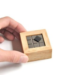 Graphite Pyrolytic Magnetic Levitation Woodbox Set Diamagnetic Science For Kids Educational Toys