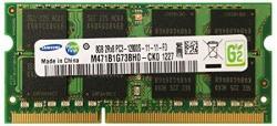 Samsung 8GB PC3-12800 DDR3 1600 204-PIN Sodimm Laptop Memory Module M471B1G73BH0-CK0