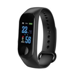 Bakeey Touch Screen Heart Rate Blood Pressure Monitor Tracker IP68 Long Standby Sm