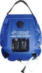OZtrail Adventurer Solar Shower 20L