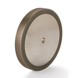 WoodRiver 180-GRIT Cbn Grinding Wheel 8X 1 For Grinders With A 5 8 Arbor