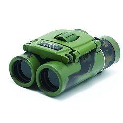 Juxi Fashion Toys Kids Binoculars 8X21 Binoculars For Kids Gift Toy Binoculars MINI Lightweight Binoculars Folding Binoculars Wi