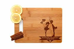 Krezy Case Wooden Engraved Cutting Board Home D Cor Wedding Gifts