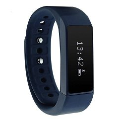 TopOne I5 Plus Fitness Tracker Oled Touch Screen Health Smart Wristband Pedometer Calorie Sleep Moni