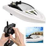 Skyco H116 Rc Boat 2.4GHZ Small Size Remote Control Electric Rc Racing Boats Toy For Kids Men Girls Adults Pool Lake Outdoor Use