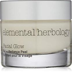 Elemental Herbology Facial Glow Facial Radiance Peel 1.7 Fl Oz