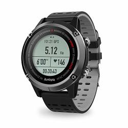 Runtopia S1 Outdoor Running Gps Smart Watch With Heart Rate Monitor Maps Gps Tracking Running And Professional Guidance For Entry Level Runners. Your Multisport