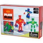Plus-Plus MINI Neon Robots