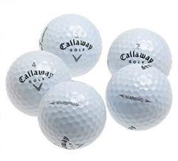 Callaway Warbird Recycled Golf Balls 36 Pack