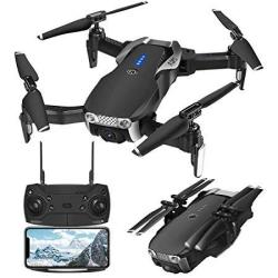 GPS Drones With Camera 1080P For Adultseachine E511S Wifi Fpv Live Video With 1080P Adjustable Wide-angle Camera And Return Home