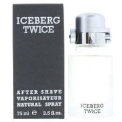 Iceberg Twice Homme After Shave 75ML - Parallel Import