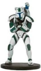 Wizards Of The Coast Star Wars Miniatures: Republic Commando - Fixer 34 - Champions Of The Force
