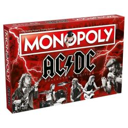 Monopoly AC DC Board Game