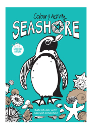 Creative Nature Colour & Activity Book - Seashore