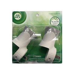Air Wick Scented Oil Warmer Plugin Air Freshener 12 Ct Mocha 2X6CT