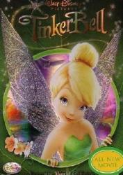 Tinkerbell: The Movie DVD