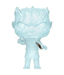Funko Pop Television - Game Of Thrones - Crystal Night King With Dagger Vinyl Figure