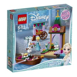 LEGO Disney Princess Elsa's Market Adventure - 41155