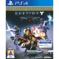 Activision PS4 Destiny The Taken King