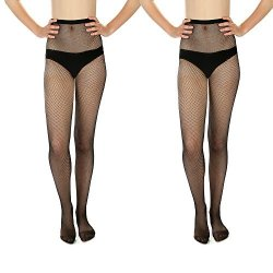 a5511c8a45bc4 Deals on Women's Fishnet Stockings Multi Pack Style A 2 | Compare ...