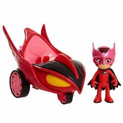 Pj Masks Hero Blast Vehicles - Owlette