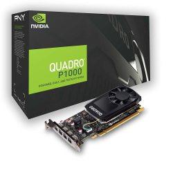 PNY Nvidia Quadro P1000 V2 Pci-express 3.0 X16 Lp 4 Gb GDDR5 128-BIT 4X MINI Dp 1.4 : Low Profile