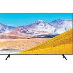 "Samsung TU8000 75"" Crystal UHD 4K HDR Smart TV"
