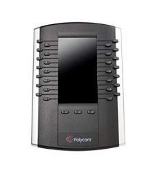 """Polycom Vvx Color Expansion Module - 4.3"""" Lcd - Wall Mountable Desktop"""