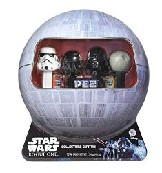 Pez Star Wars Rogue One Collectible Gift Tin