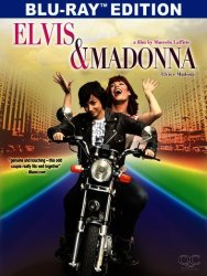 Breaking Glass Pictures Elvis & Madonna Blu-ray
