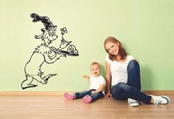 Dr Seuss Green Eggs And Ham Character Guy Am I Cartoon Wall Sticker Art Decal For Girls Boys Room Bedroom Nursery Kindergarten House Fun