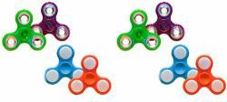 Rystinworks Fidget Spinners 8 Spinners