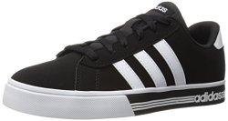 Adidas Performance Child Code Shoes Adidas Men's Daily Team Fashion Sneakers Black white black 10.5 M Us