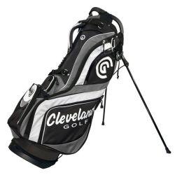 Cleveland Golf Cleveland Cg Lt Stand Bag - Black Charcoal & White