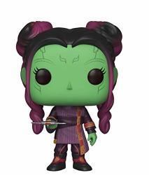 Funko Pop Marvel: Avengers Infinity War - Young Gamora With Dagger Standard Toy Multicolor
