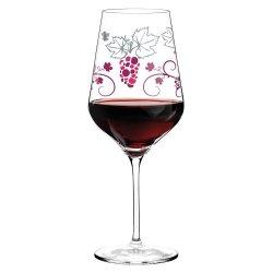Ritzenhoff Red Wine Glass - Shinobu Ito