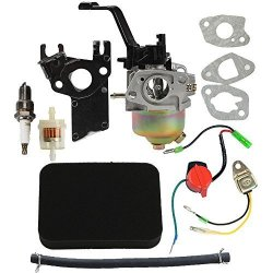 HIPA Carburetor With Air Filter Tune Up Kit For Honda GX120 GX160 GX200  168F 5 5HP 6 5HP 163CC 196CC Engine Generator | R830 00 | Garden  Accessories |