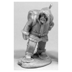 Reaper Miniatures Bones: Chrono: Antarctic Explorer W3 Miniatures
